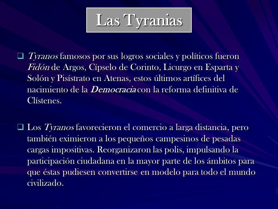 Las Tyranias