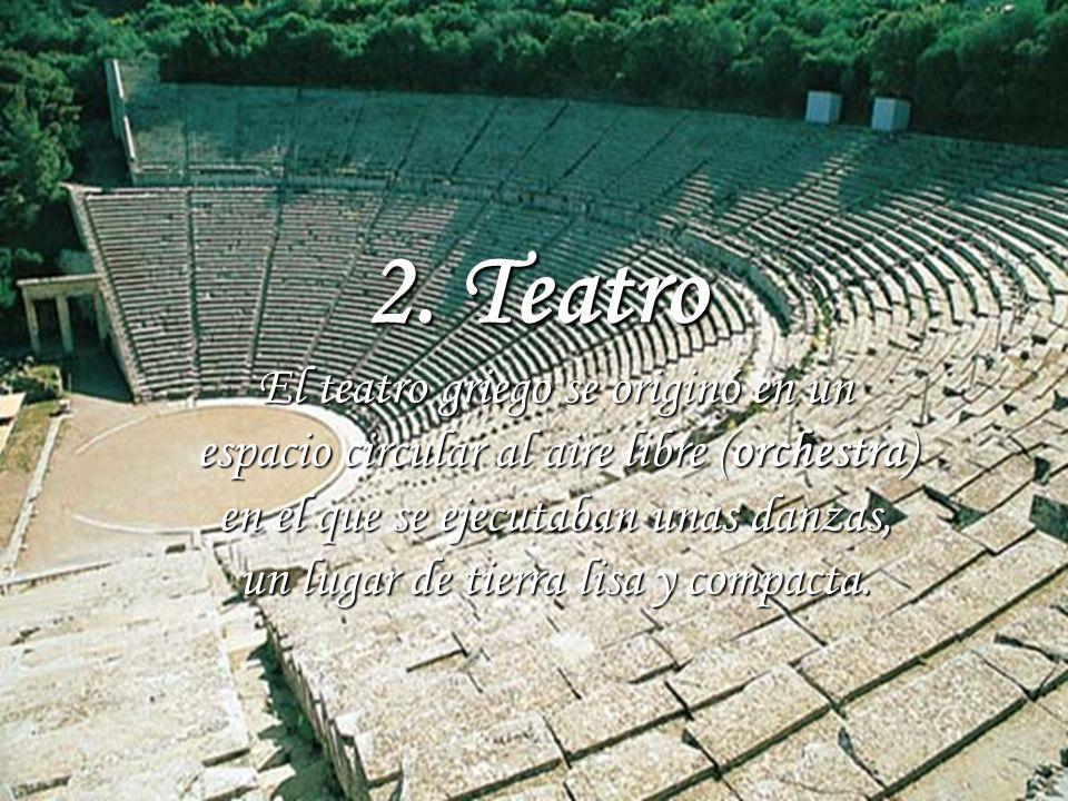 2. Teatro