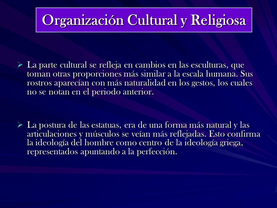 Organización Cultural y Religiosa