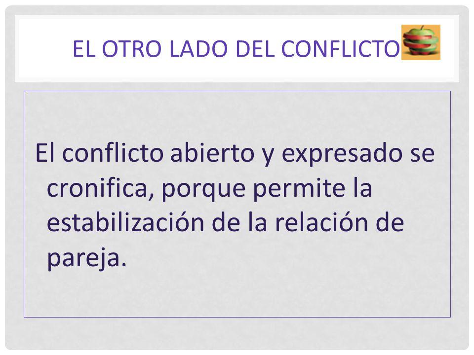 EL OTRO LADO DEL CONFLIcTO