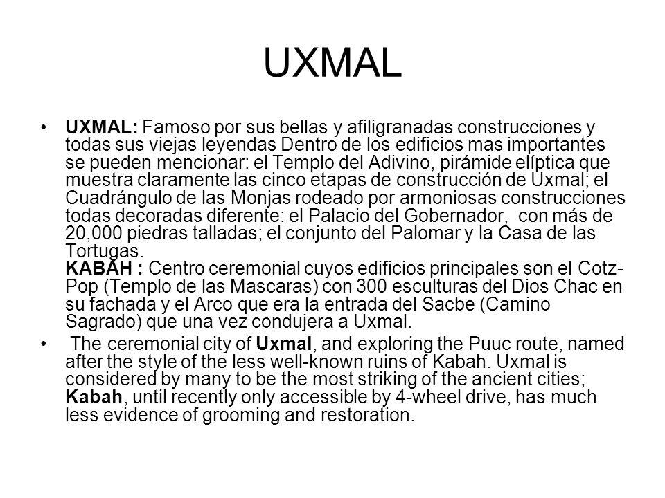 UXMAL