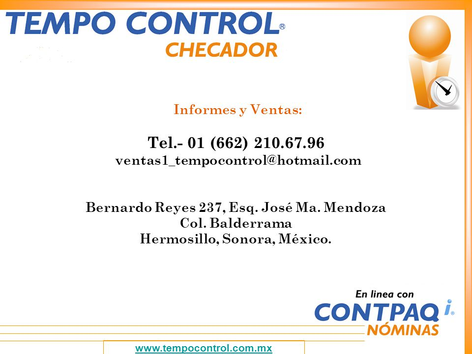 Bernardo Reyes 237, Esq. José Ma. Mendoza Hermosillo, Sonora, México.