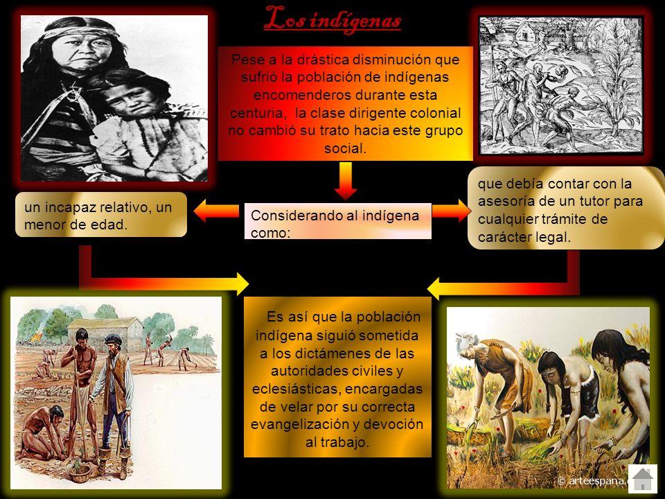 Los indígenas