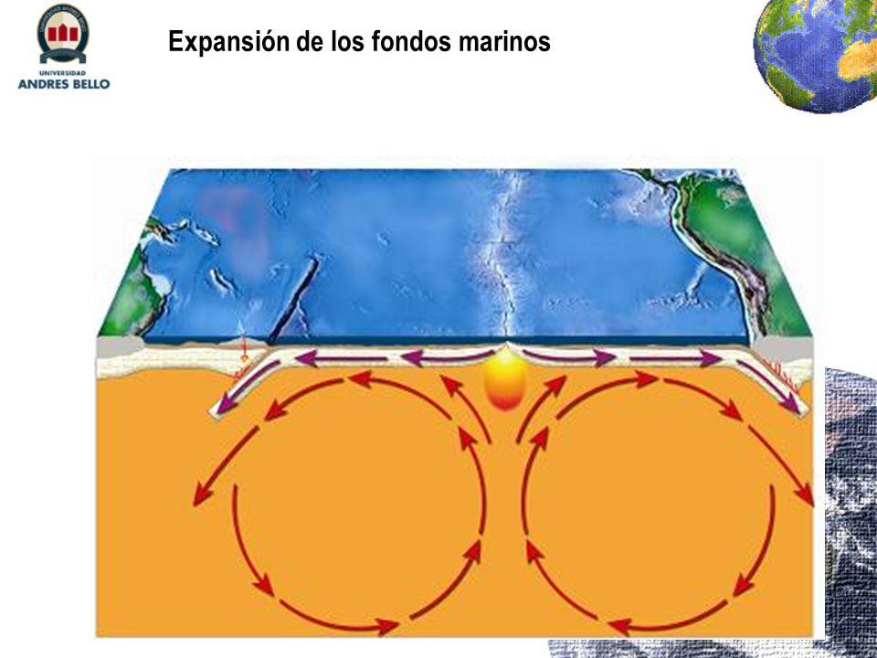 Expansión de los fondos marinos