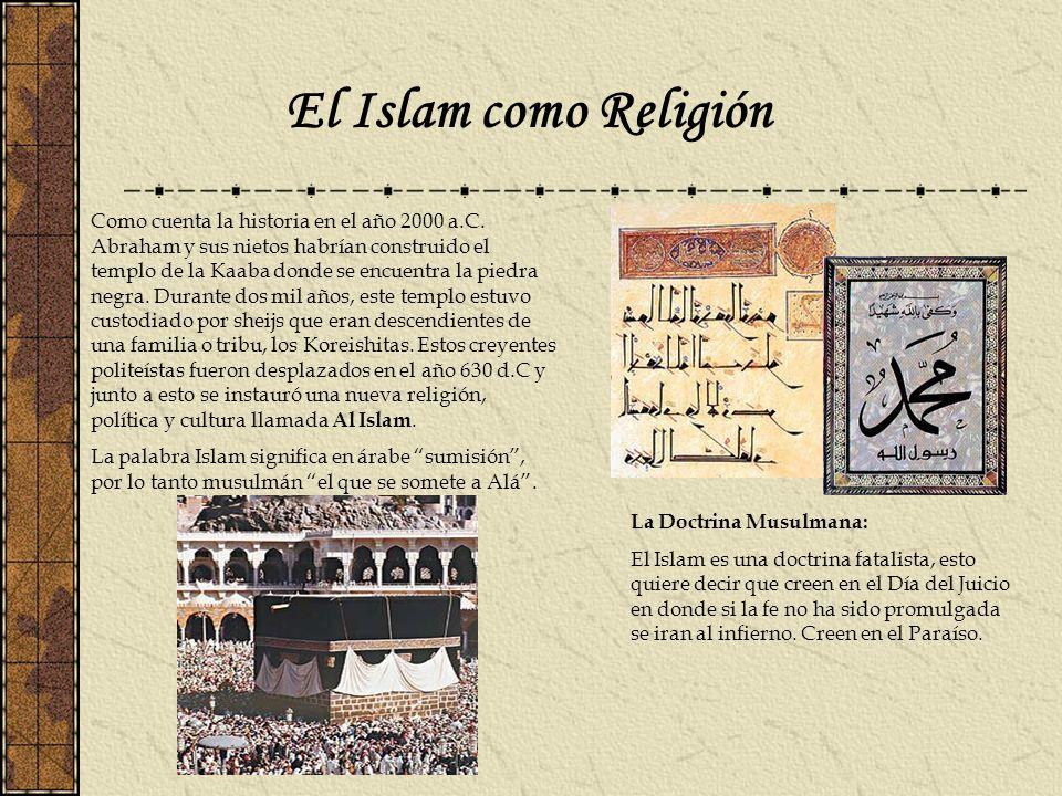 El Islam como Religión