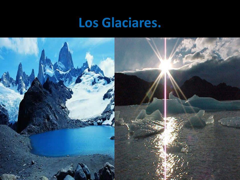 Los Glaciares.