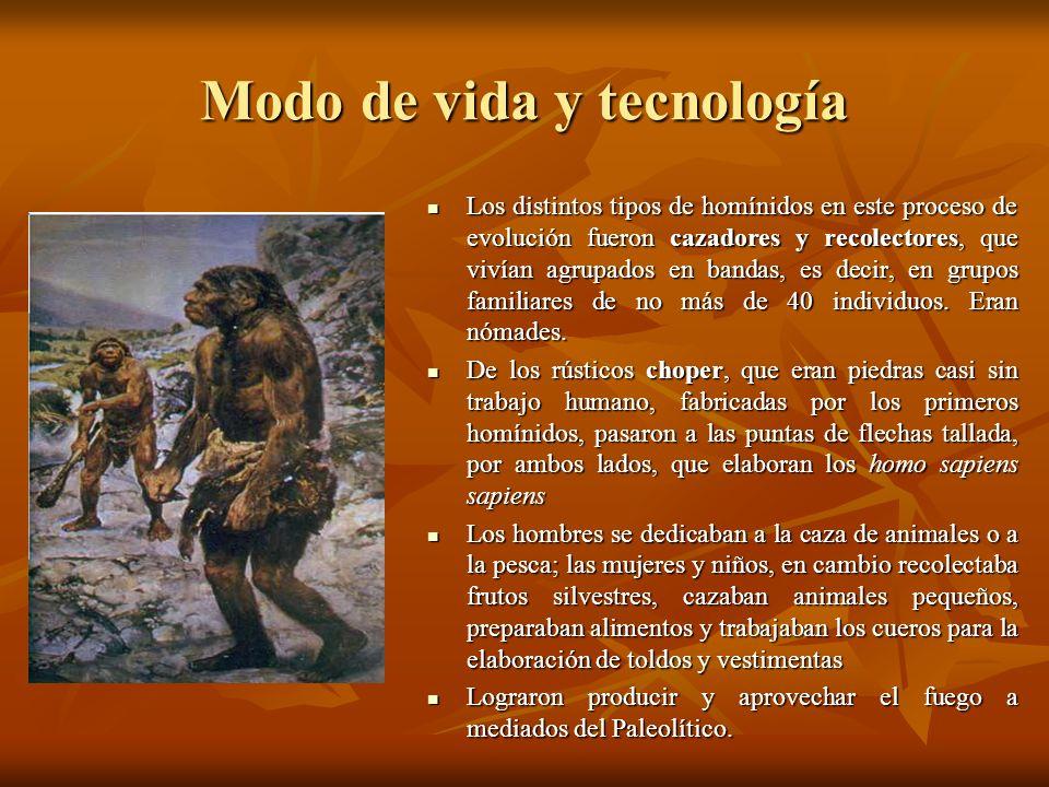 Modo de vida y tecnología