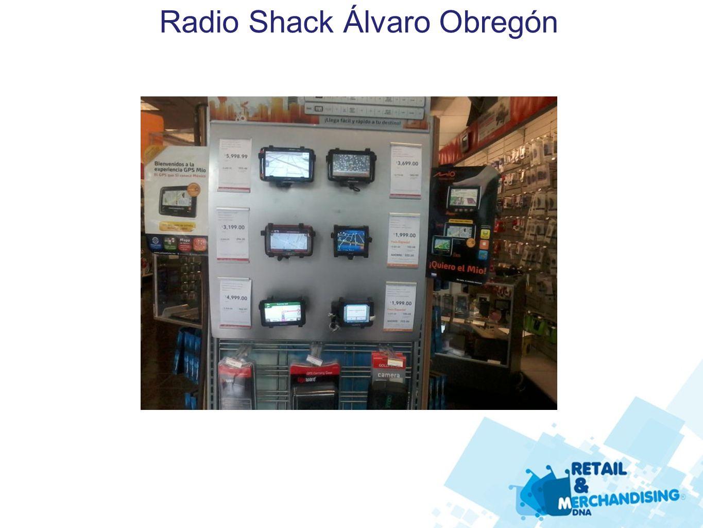 Radio Shack Álvaro Obregón