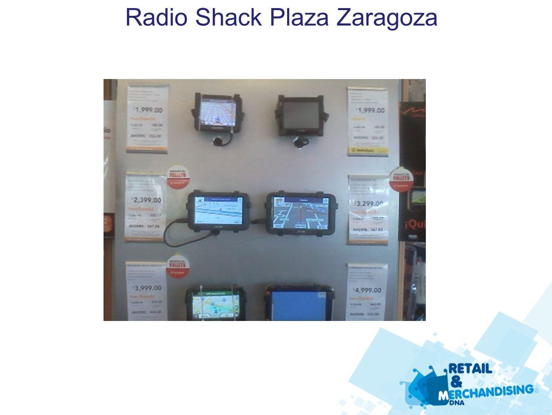 Radio Shack Plaza Zaragoza