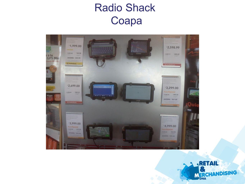 Radio Shack Coapa