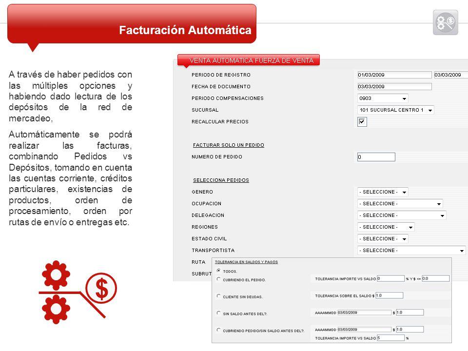 $ Facturación Automática
