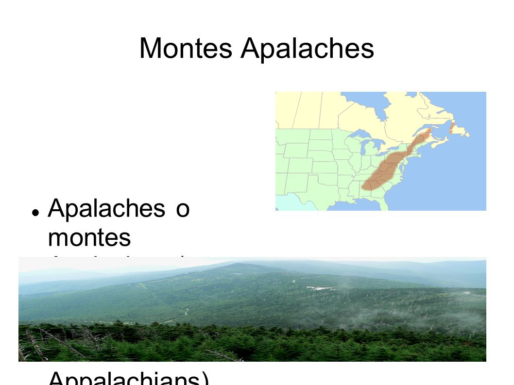 Montes Apalaches