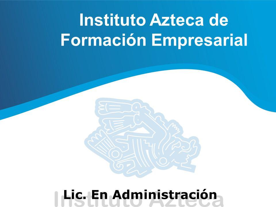 Instituto Azteca de Formación Empresarial