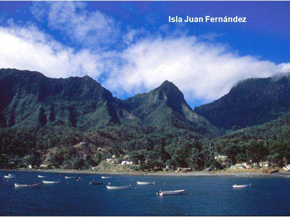 Isla Juan Fernández