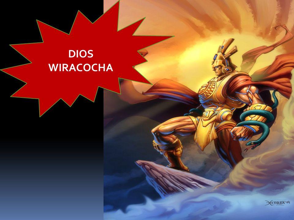 DIOS WIRACOCHA