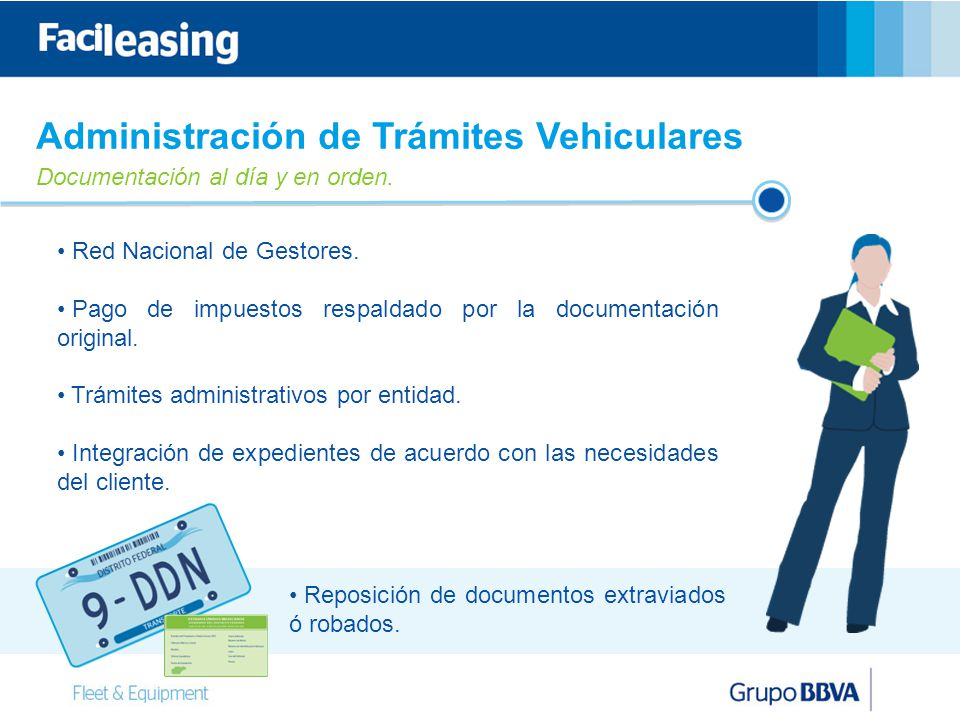Administración de Trámites Vehiculares