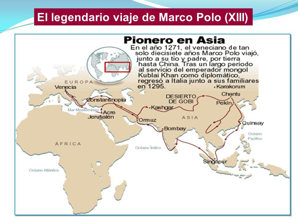 El legendario viaje de Marco Polo (XIII)