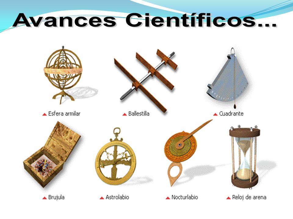 Avances Científicos...