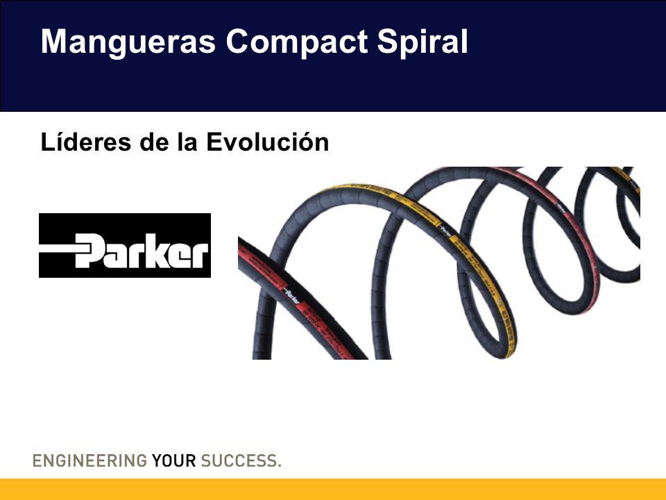 Mangueras Compact Spiral
