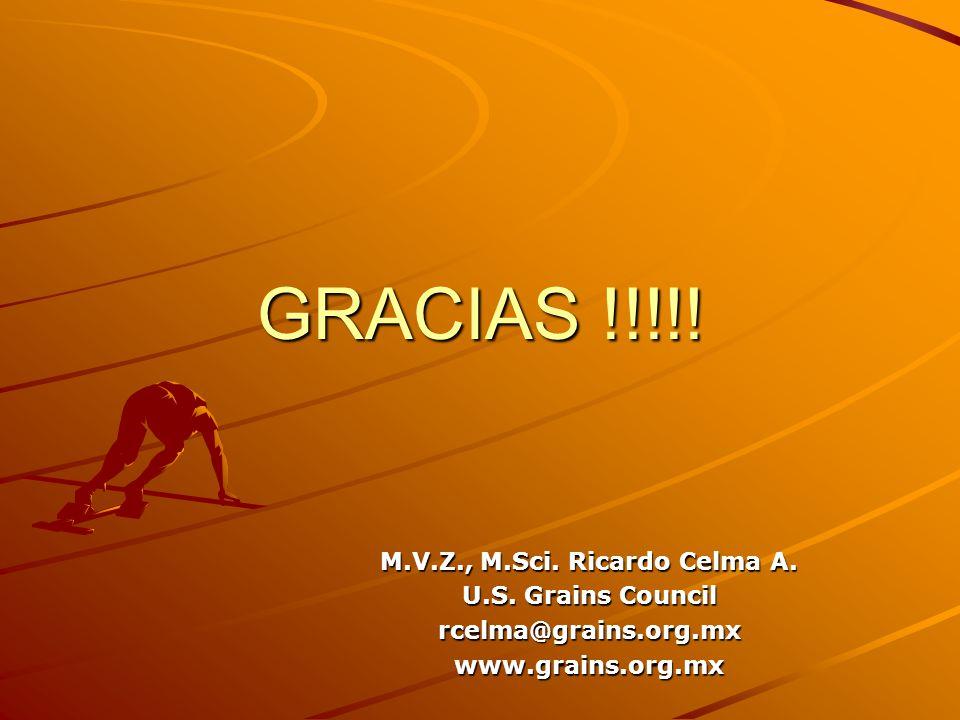 M.V.Z., M.Sci. Ricardo Celma A.
