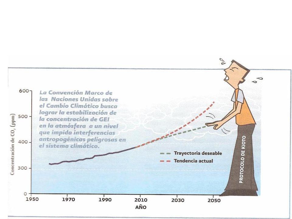 Conclusión: Buenos deseos y pocas acciones para contrarrestar el Calentamiento Global