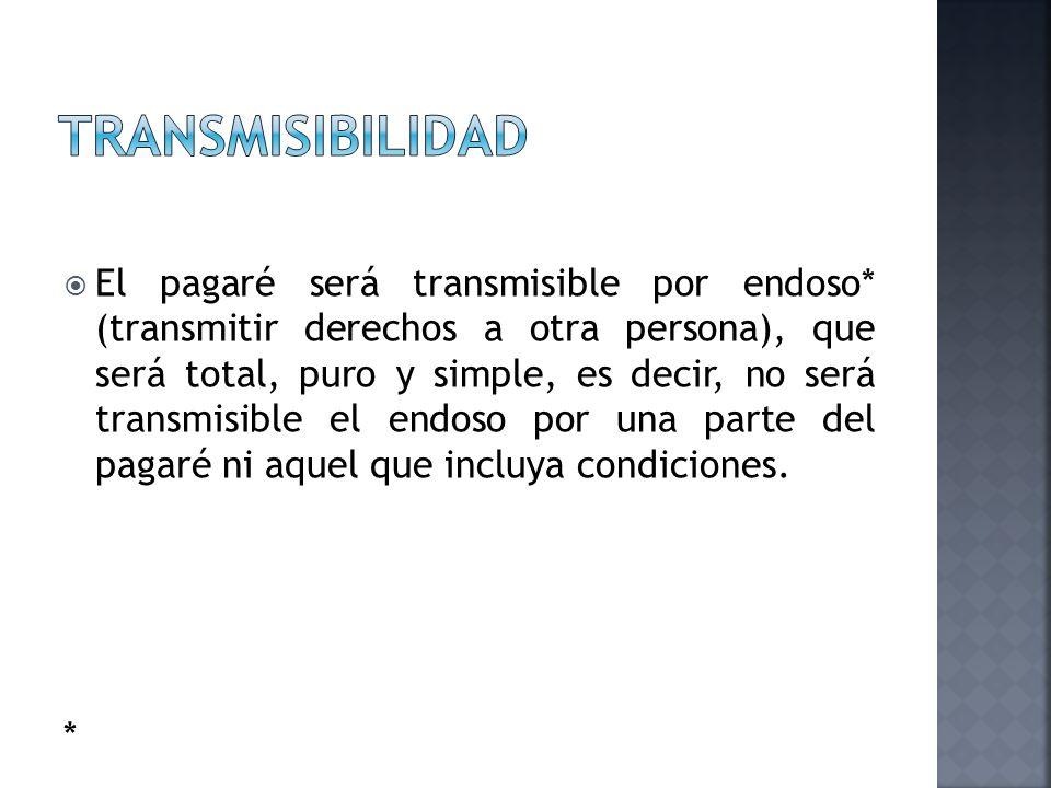 transmisibilidad