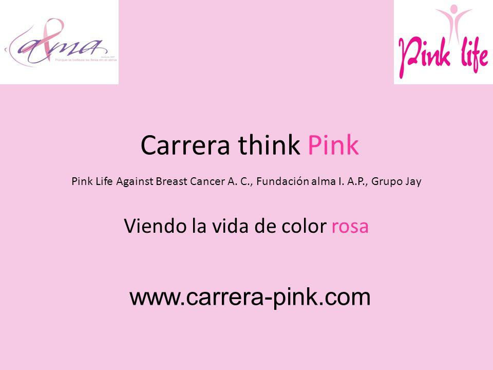 Viendo la vida de color rosa