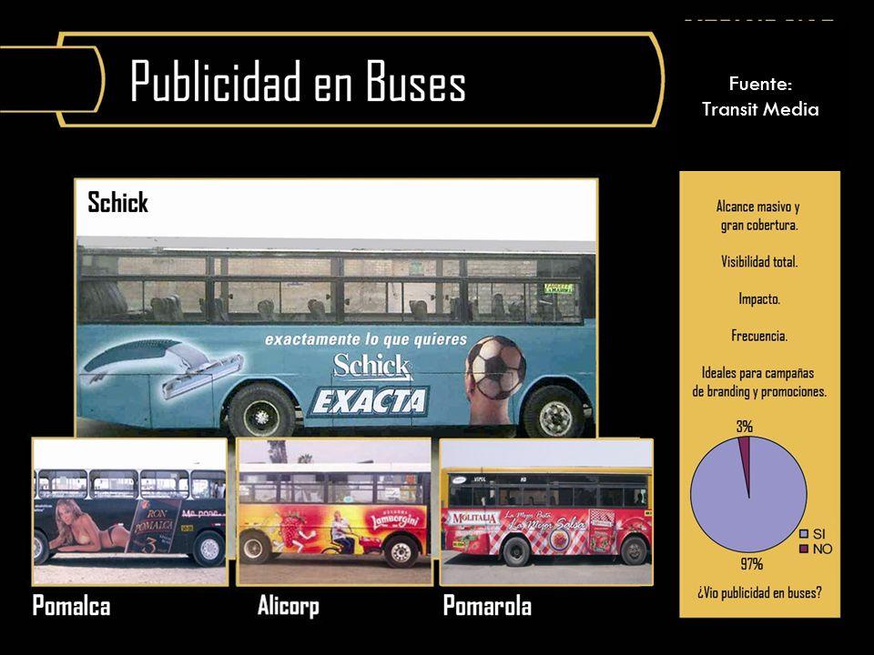 Fuente: Transit Media