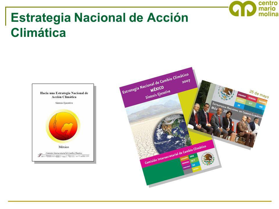Estrategia Nacional de Acción Climática