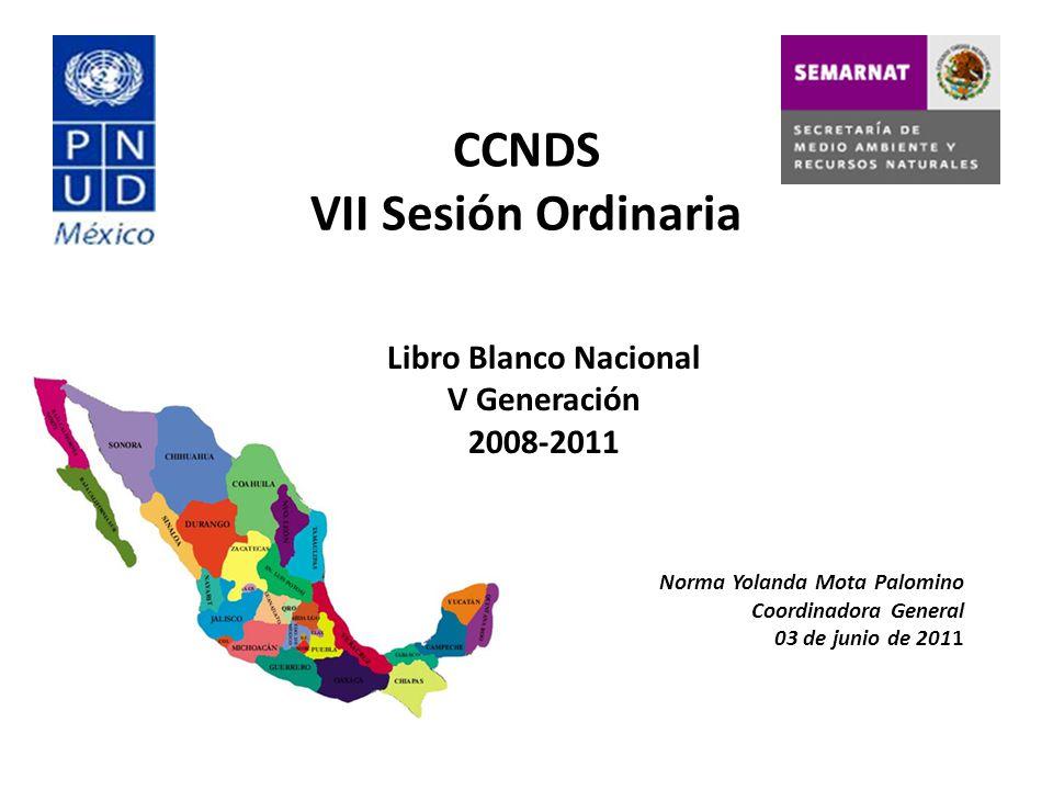 CCNDS VII Sesión Ordinaria