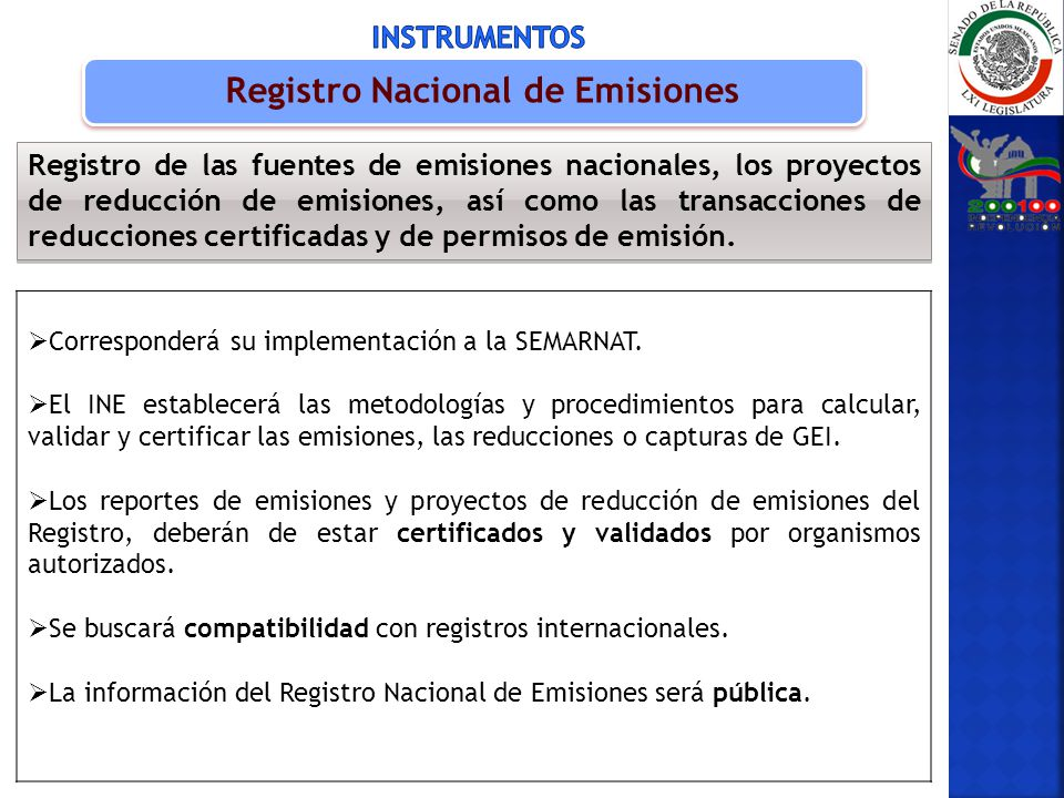 Registro Nacional de Emisiones