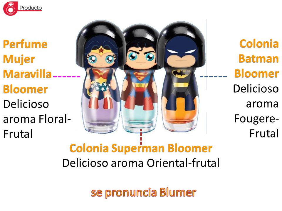 Colonia Superman Bloomer