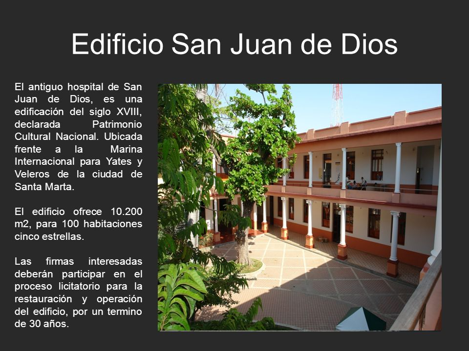 Edificio San Juan de Dios