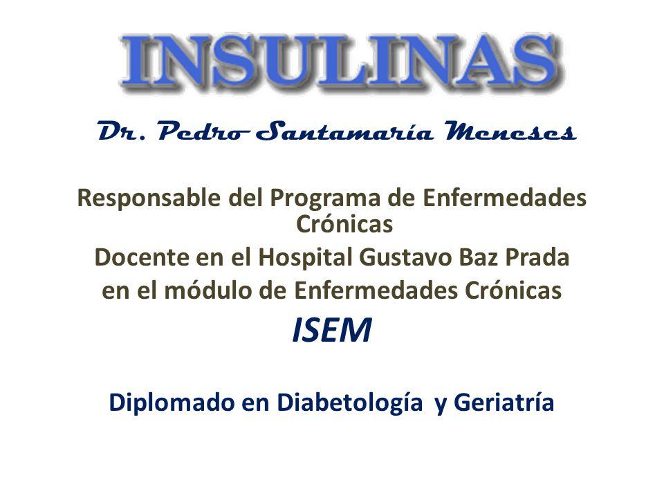 ISEM Dr. Pedro Santamaría Meneses