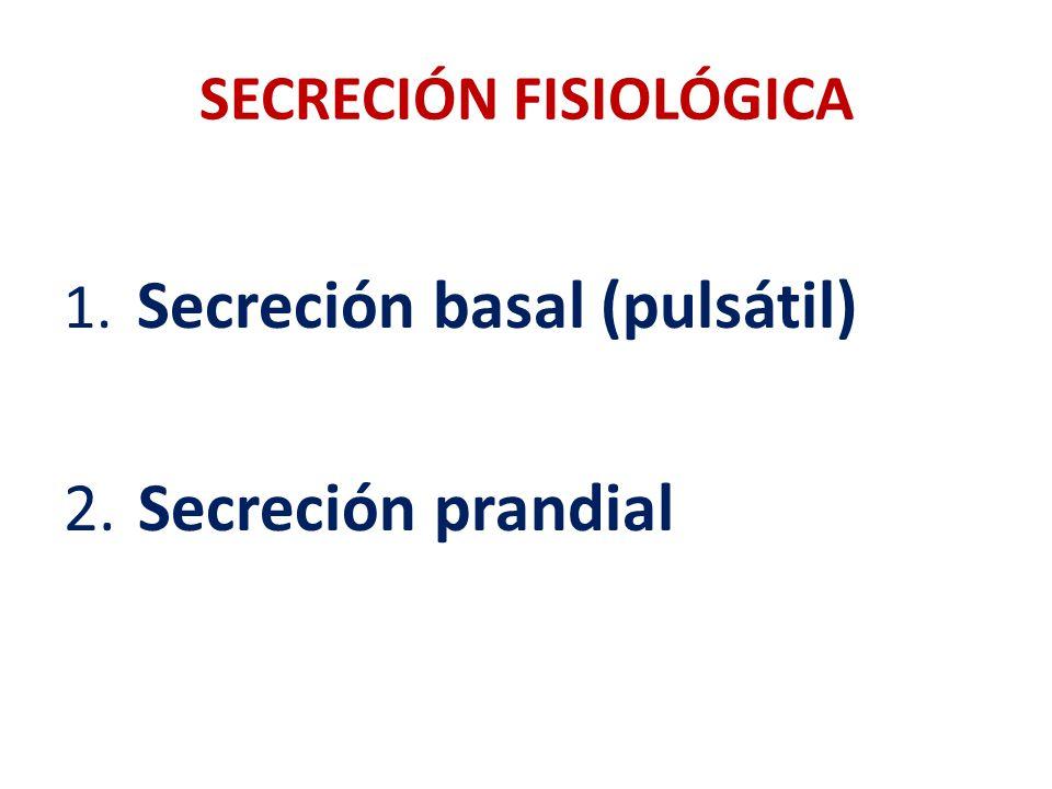 SECRECIÓN FISIOLÓGICA