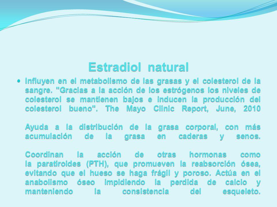 Estradiol natural