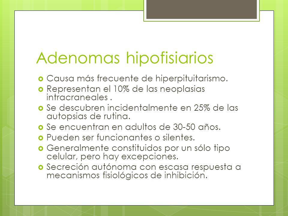 Adenomas hipofisiarios