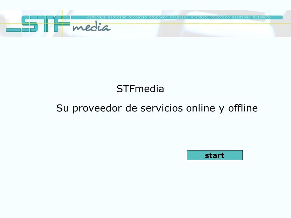 Su proveedor de servicios online y offline