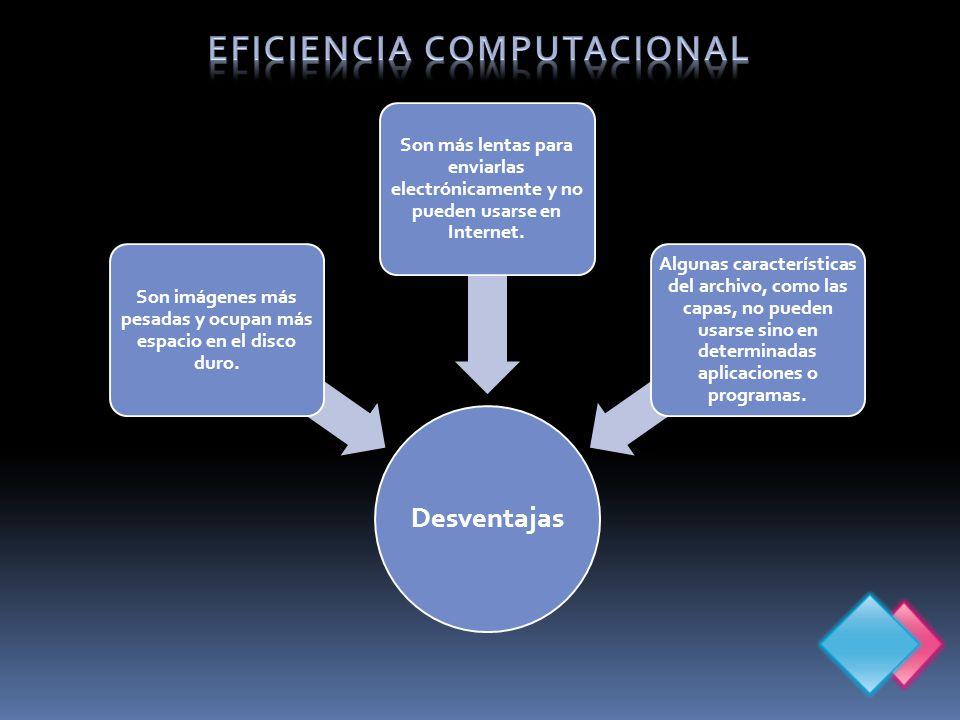 EFICIENCIA COMPUTACIONAL