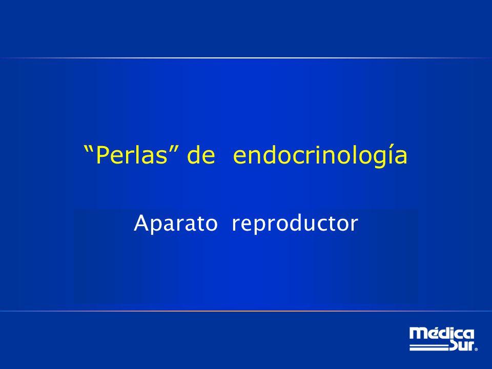 Perlas de endocrinología