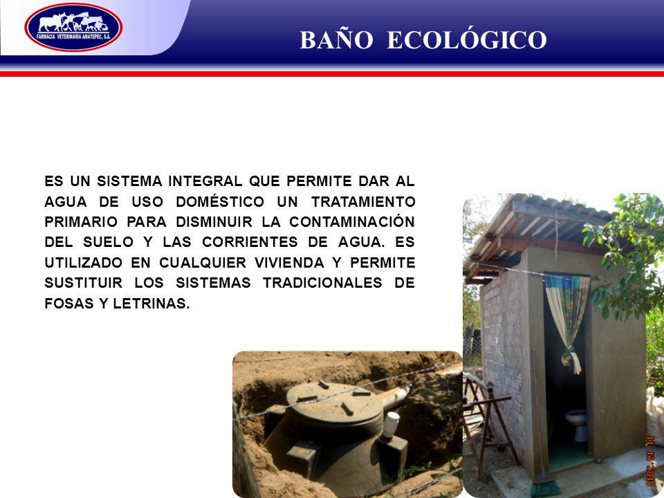 BAÑO ECOLÓGICO