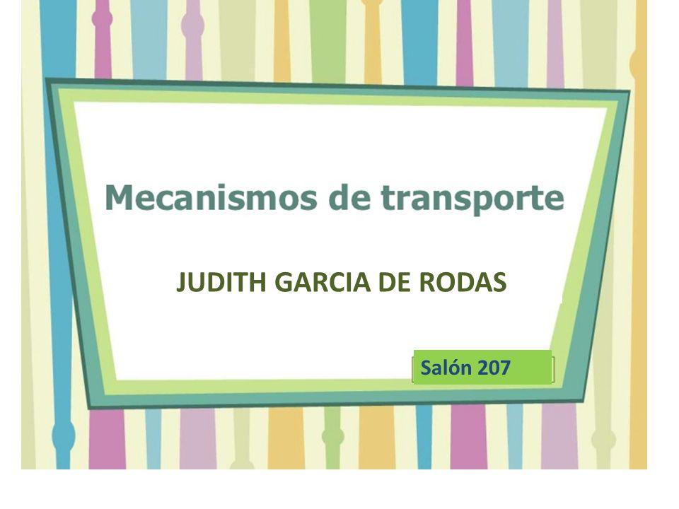 JUDITH GARCIA DE RODAS Salón 207