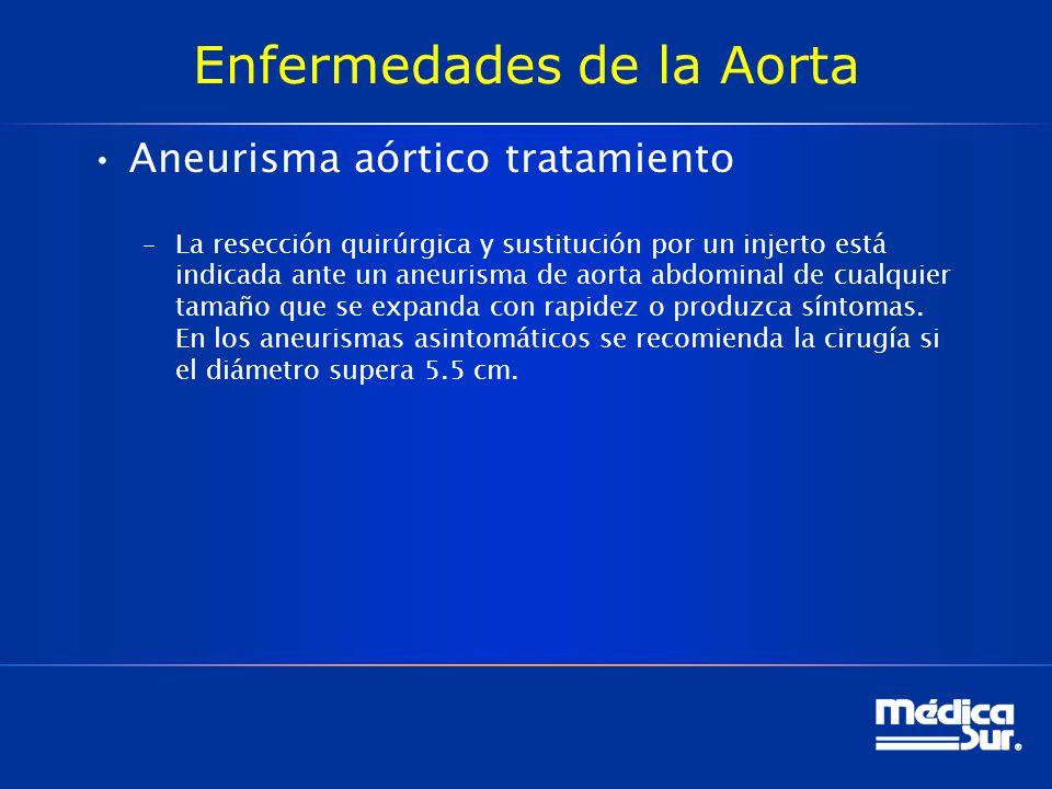 Enfermedades de la Aorta