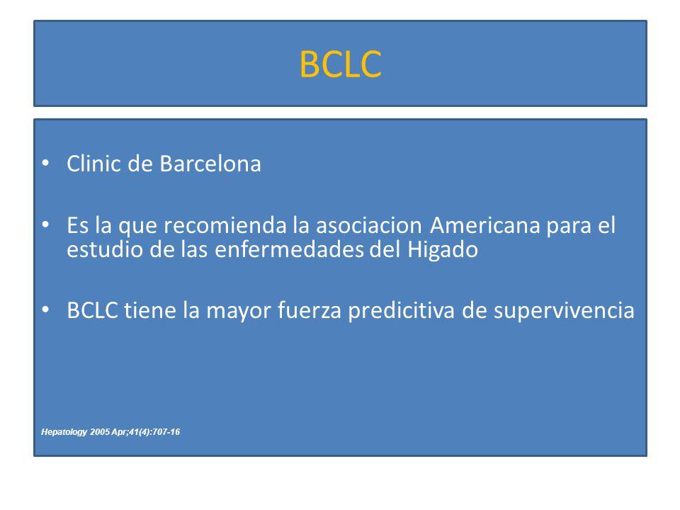 BCLC Clinic de Barcelona