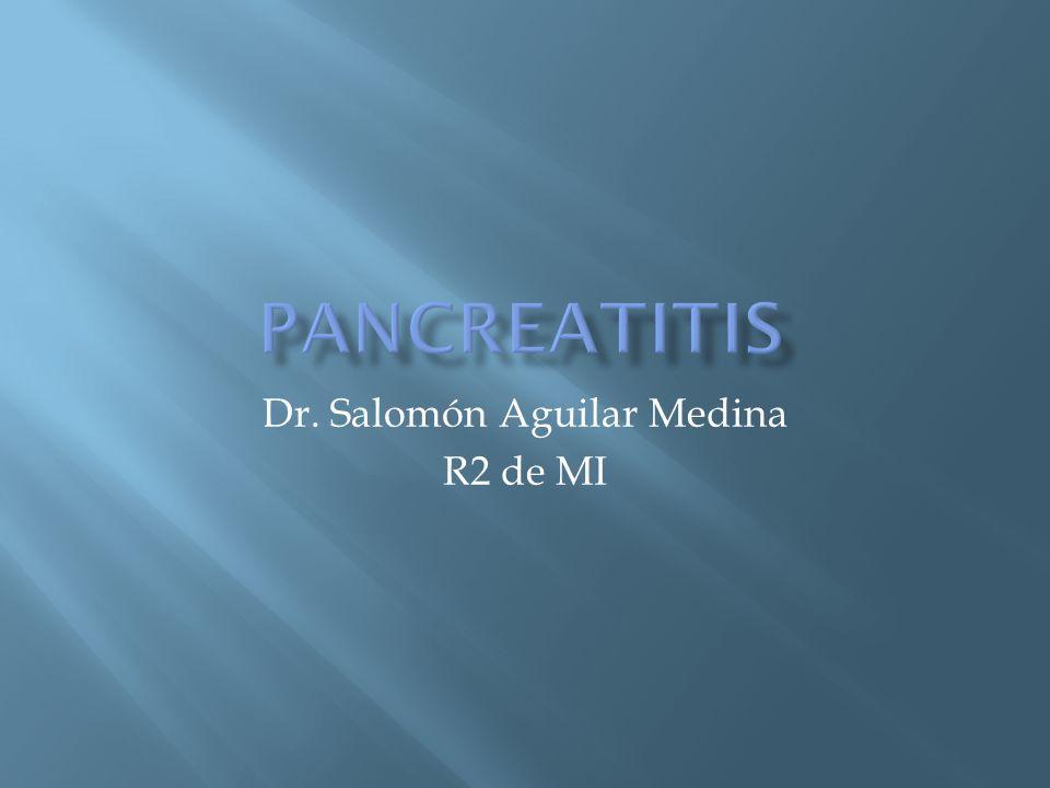 Dr. Salomón Aguilar Medina R2 de MI