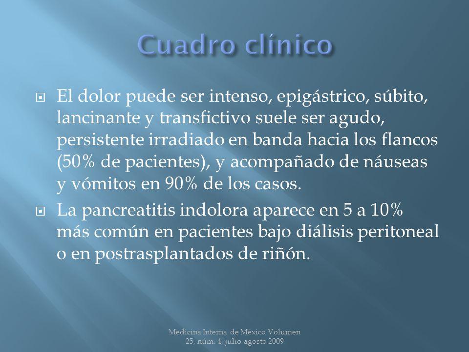 Medicina Interna de México Volumen 25, núm. 4, julio-agosto 2009