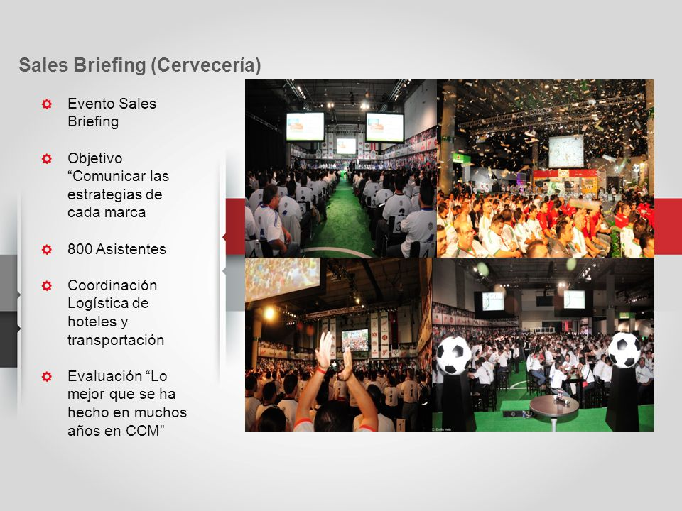 Sales Briefing (Cervecería)
