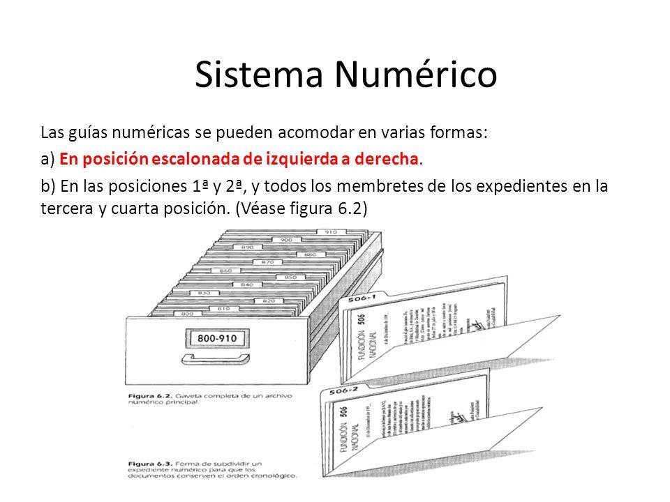 Sistema Numérico