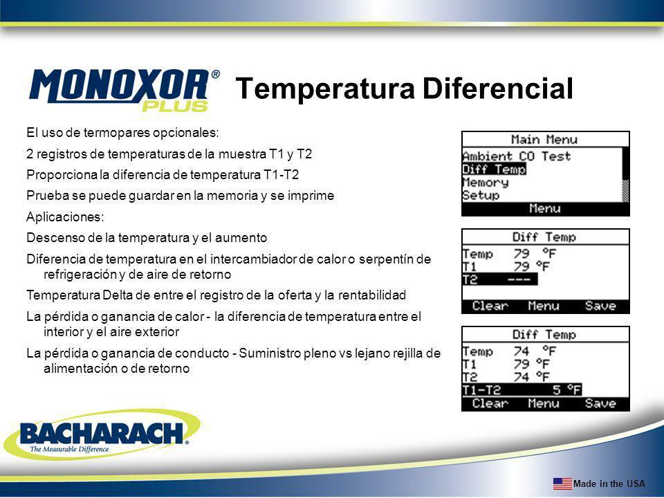 Temperatura Diferencial