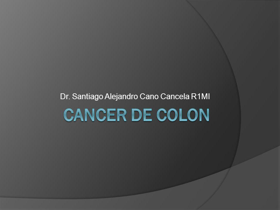 Dr. Santiago Alejandro Cano Cancela R1MI